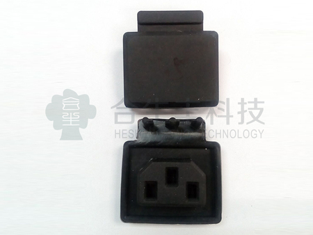 Electrical silicone keys